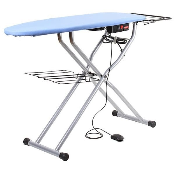 Lelit PA71N Vacuum and Blowing Heated Ironing Board 124x40cm