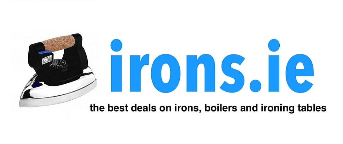 irons.ie delivering the best prices on steam irons, electric steam boilers and vacuum ironing tables