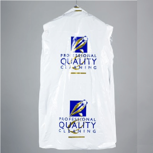 Generic printed polythene garments covers