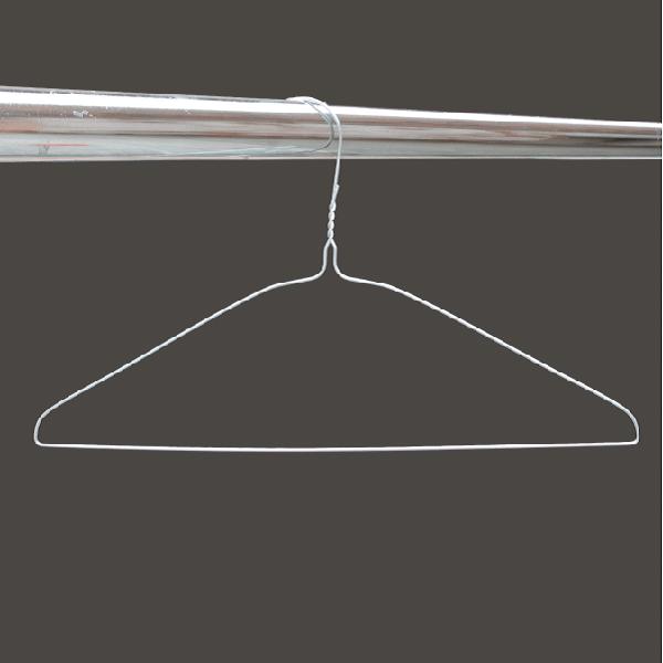 Silver wire hangers MEVO