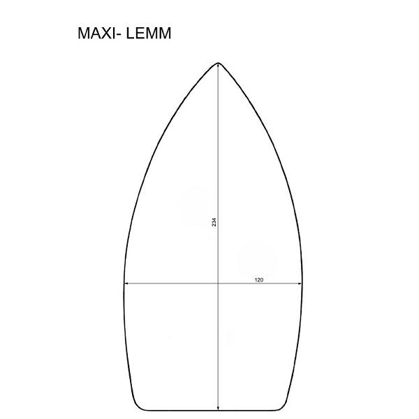 Maxi Lemm iron shoes