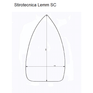 Stirotecnica Lemm SC iron shoes