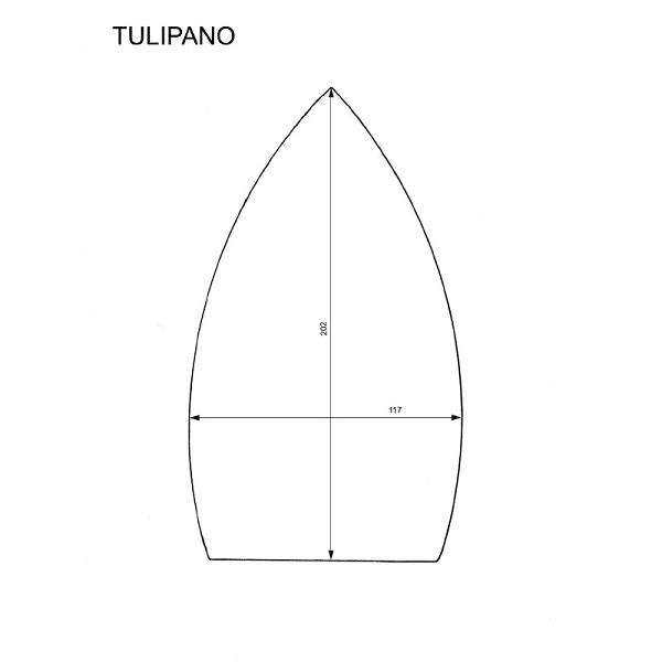 Tulipano iron shoes
