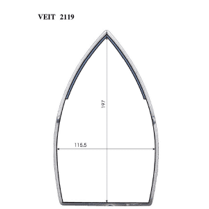Veit 2119 iron shoes